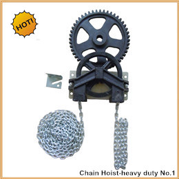 Chain Hoist-Heavy Duty No.1