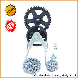 Chain Hoist-Heavy Duty No.2